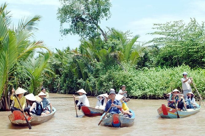 Shore Excursion: Mekong Delta Tour - My Tho - Ben Tre from any Cruise Port