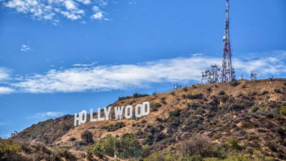 Small-Group Hollywood, LA Beaches & Filming Location Tour from Anaheim