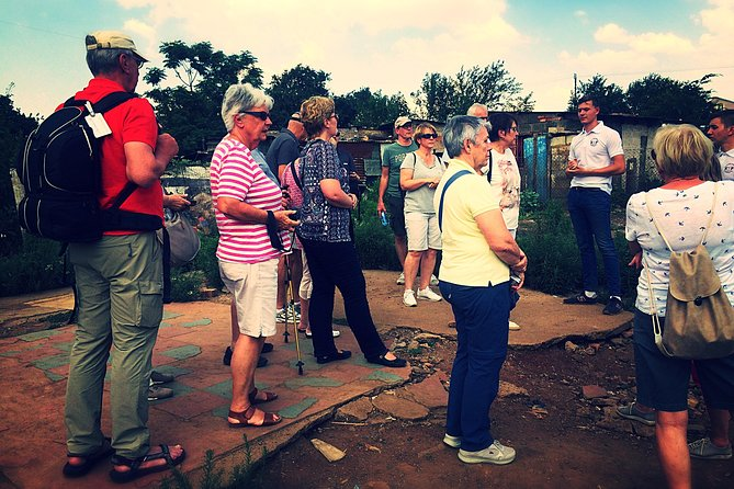 Full Day Soweto, Constitutional Hill and Johannesburg City Tour - 8hrs