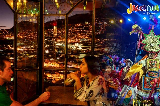 Jacchigua Show Including Dinner + Transfer