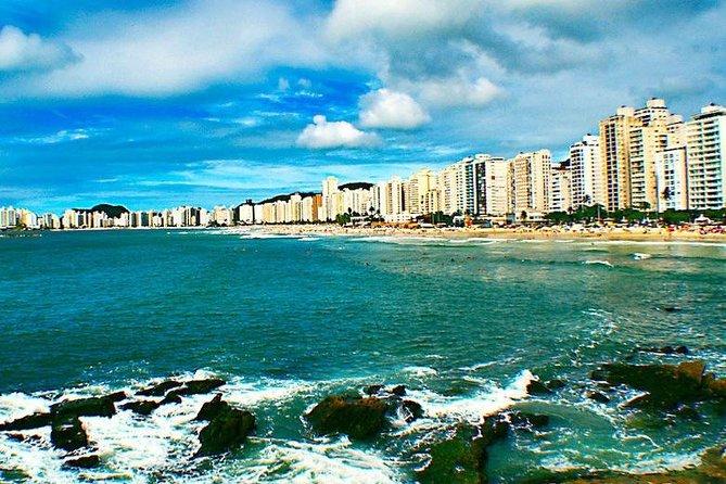 Beaches Tour: Santos, São Vicente and Guaruja from São Paulo