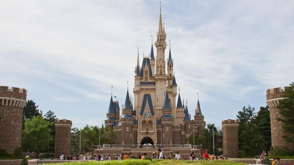 Tokyo Disneyland or DisneySea Private Return Transfer - English Speaking Driver