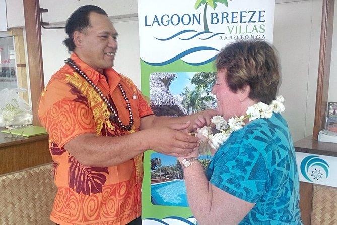 VIP Departure Transfer from Hotel to Rarotonga Airport