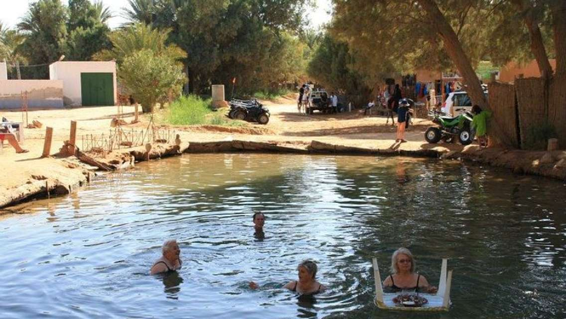 Discovery tour of Southern Tunisia