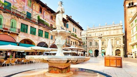 Verona City Sightseeing Walking Tour of Must-See Sites with Local Guide