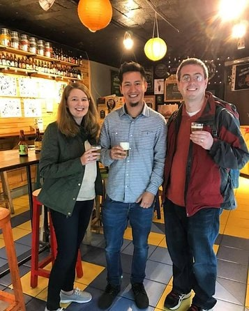 Quito Craft Beer Tour - Old Town (Centro Historico)