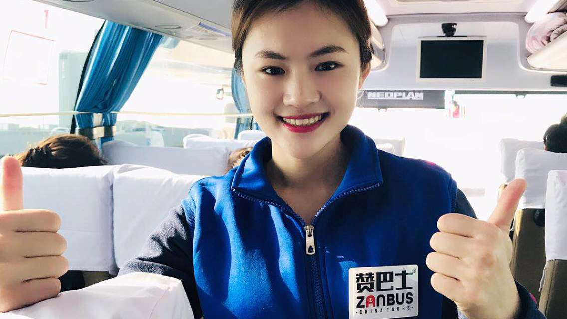 Mutianyu Great Wall Direct: Zanbus Daily Shuttle Bus with English-Speaking Staff Onboard