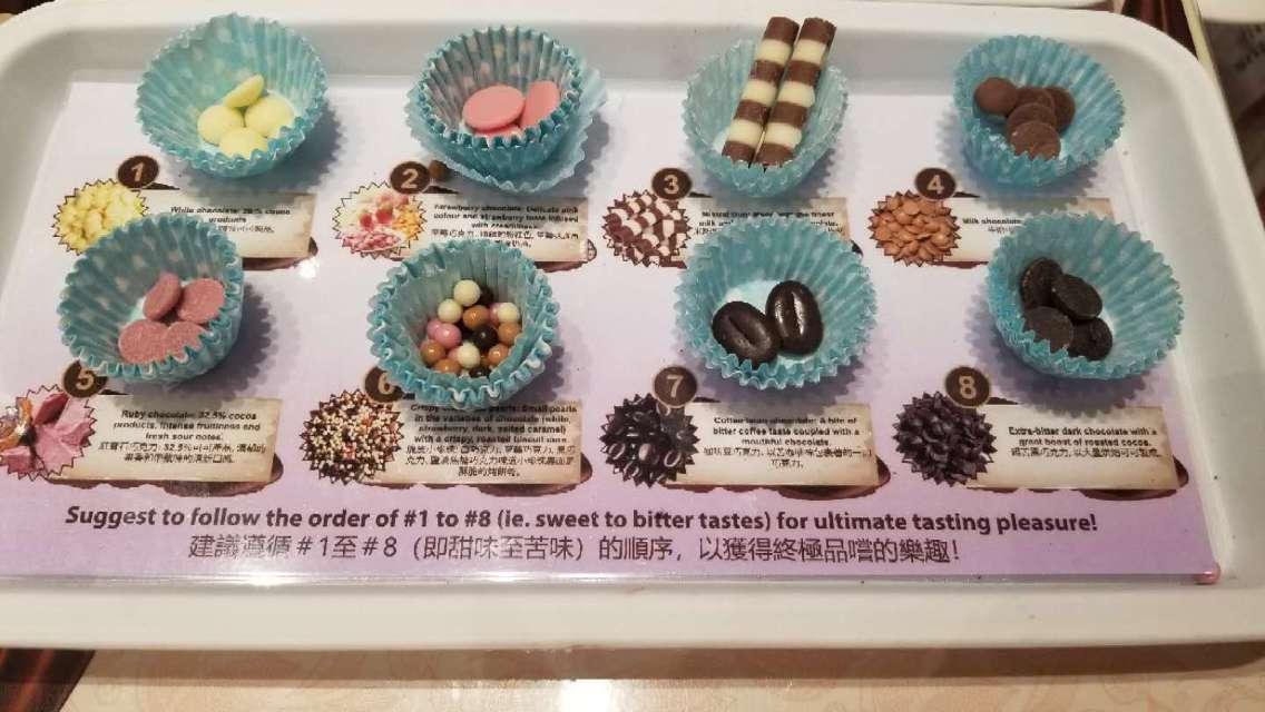香港巧克力藝術展覽館門票