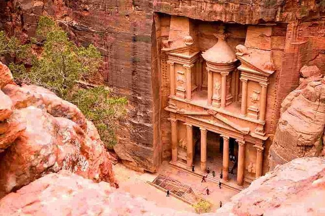 Jordan Explorer Tour 4 Days Amman & Petra & Dead Sea With Hotel & Transfers Inc