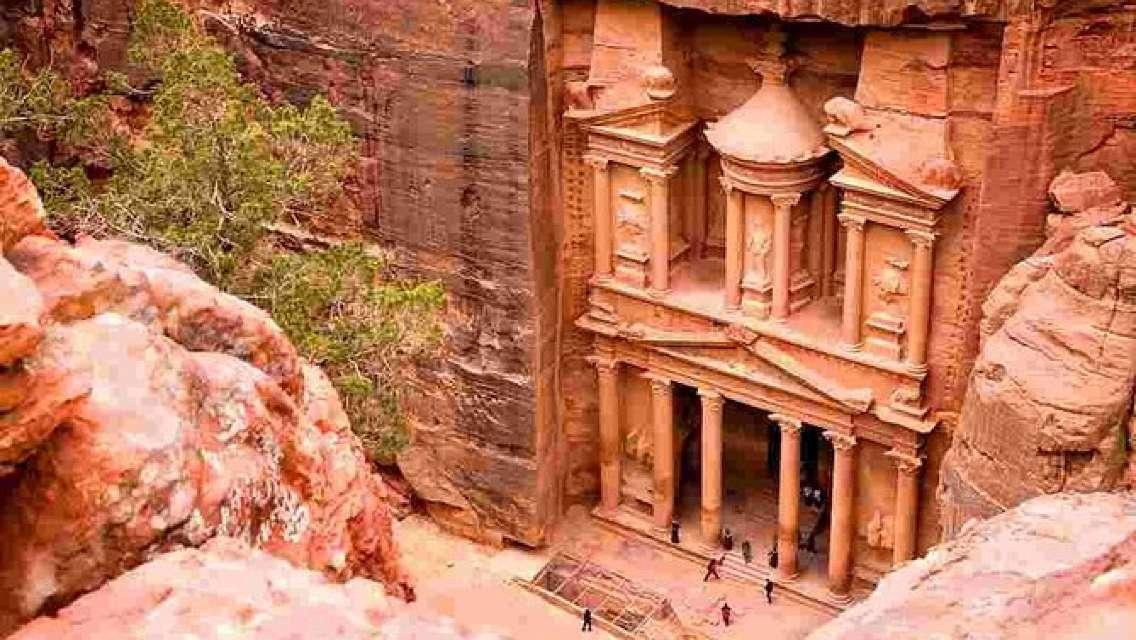 Jordan Explorer Tour 4 Days Amman & Petra & Dead Sea With Hotel & Transfers Inc