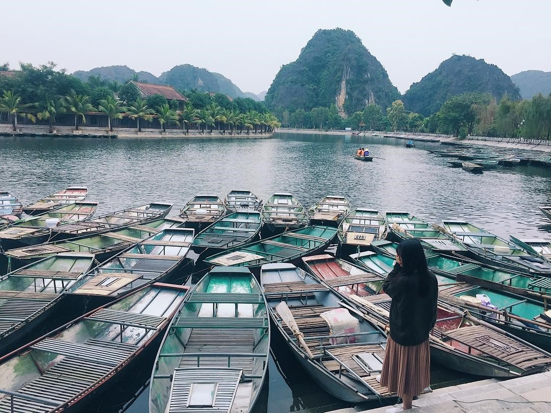 Trang An Eco Complex And Bai Dinh Pagoda All-inclusive Small Group Tour From Hanoi