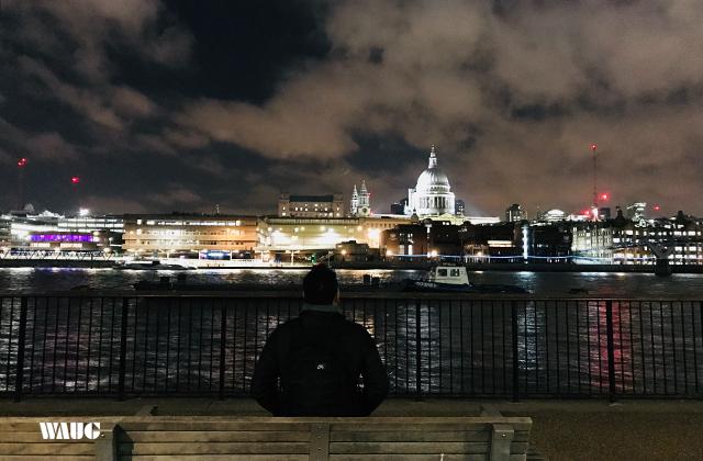 런던 로맨틱 와인 야경 투어
