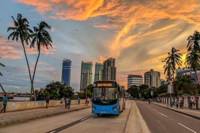 Dar Es Salaam City Tour