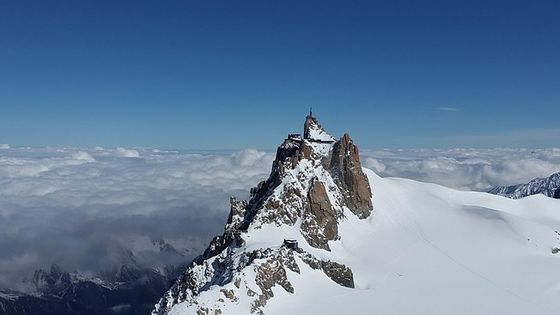 Chamonix Sightseeing Tour from Geneva