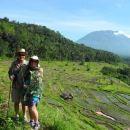 Bali Trekking Tour Including Tirta Gangga and Virgin Beach