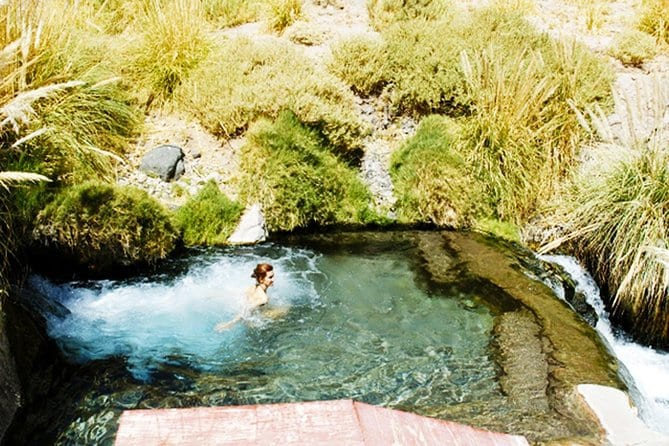Puritama Hot Spring from San Pedro de Atacama