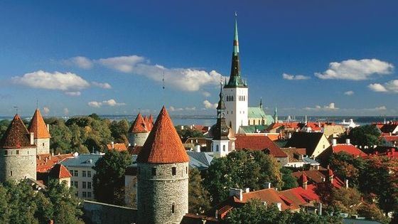 Medieval Tallinn: Day Trip from Helsinki Including Lunch