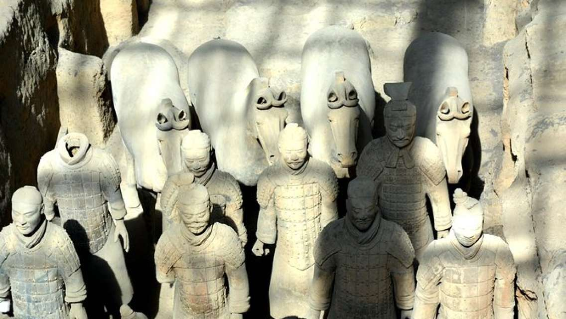 Private Xi'an Day Tour by Round-way Flight from Beijing