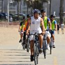 Los Angeles in a day Bike Adventure PLUS Transportation from Los Angeles hotels