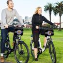 Streets of San Francisco Guided Electric Bike Tour