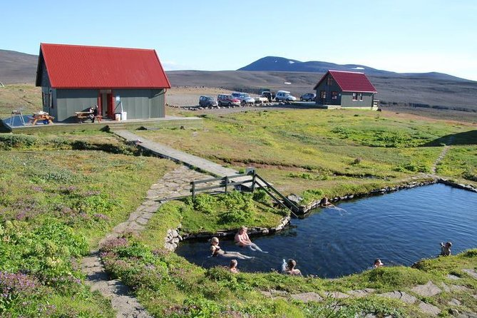 Laugafell hot springs, privat super jeep tour