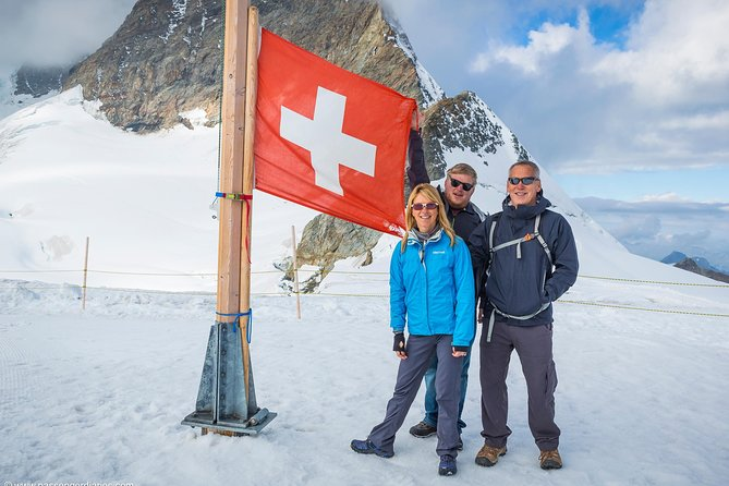 Jungfraujoch Top of Europe Private Photo Tour from Lucerne