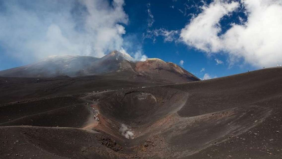 Mount Etna Day Trip from Taormina