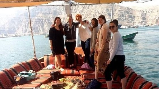 Full Day Dhow Cruise :Khasab Tours (Tours and sightseeing)