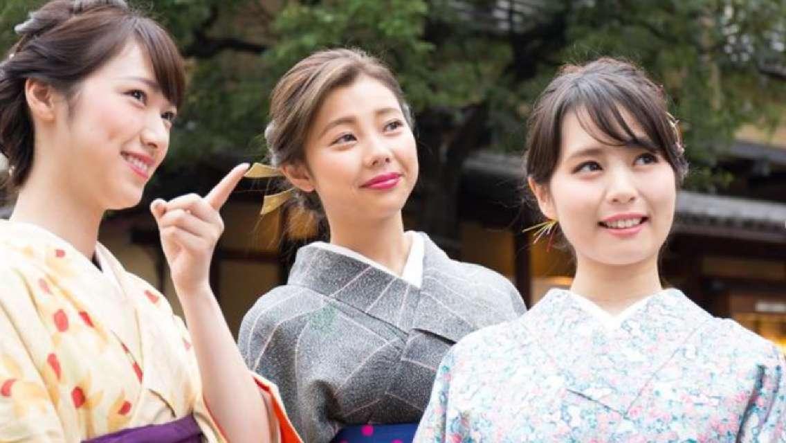 大阪城和服租賃丨大阪穿上和服漫步大阪城體驗行程+輕鬆着裝+親子共享