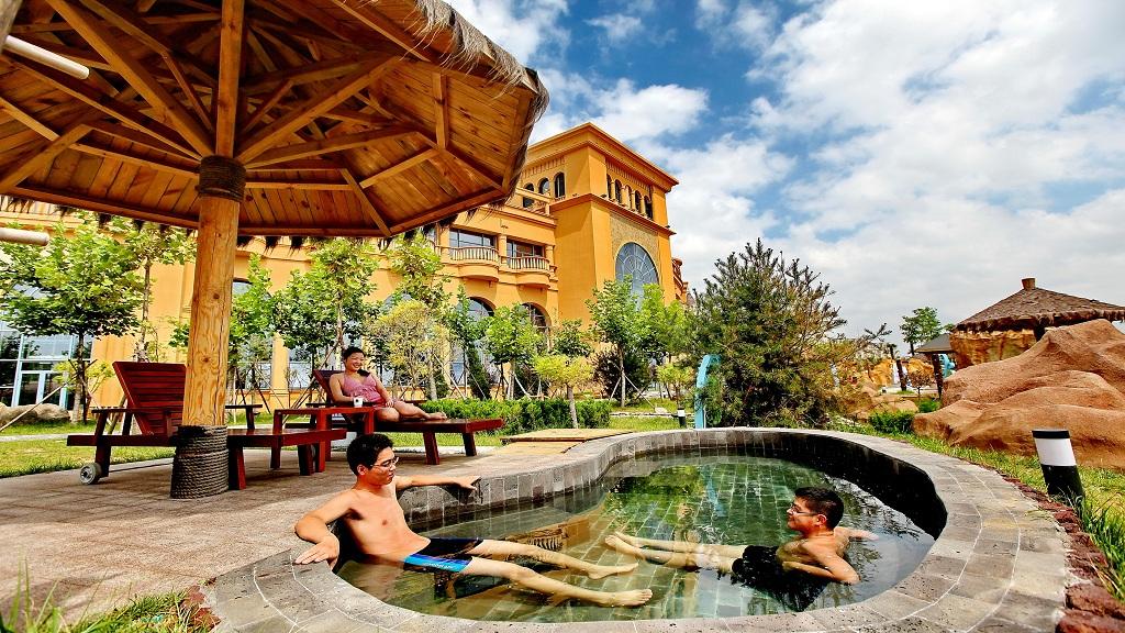 Qingdao Ocean Spring Hot Springs Ticket