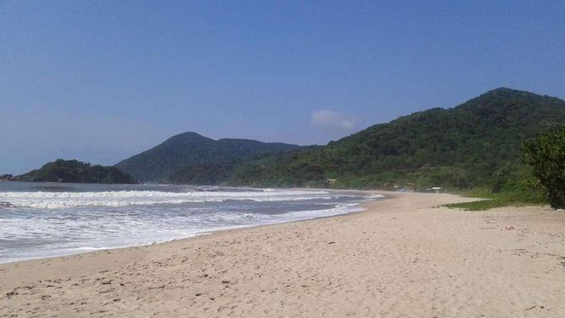 3 Beaches Hiking Santo Amaro Island - Paradise Route Tour from São Paulo
