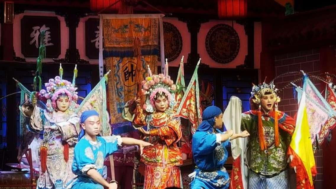 Sichuan Opera Tickets Booking