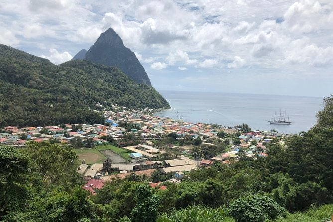 Soufriere Volcano Experience