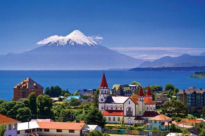 Premium Full day Tour to Osorno Volcano and Petrohue in Puerto Varas