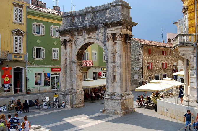 Magical Istria Tour (Pula, Rovinj) from Zagreb