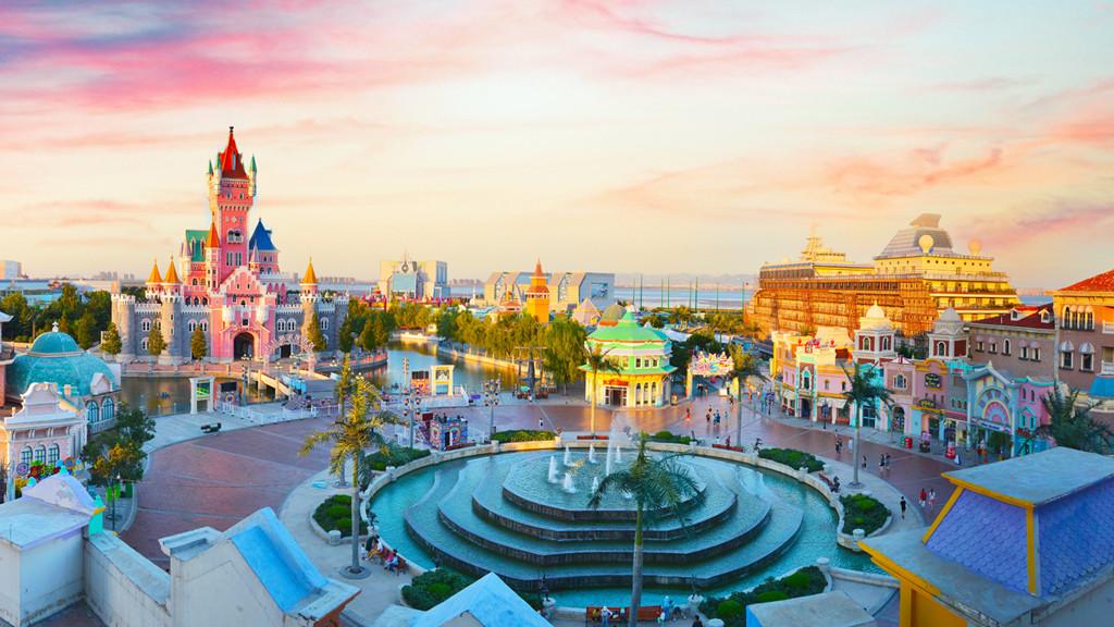Qingdao Fantawild Dreamland Admission Ticket