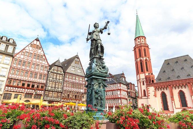 Frankfurt Architecture Walking Tour