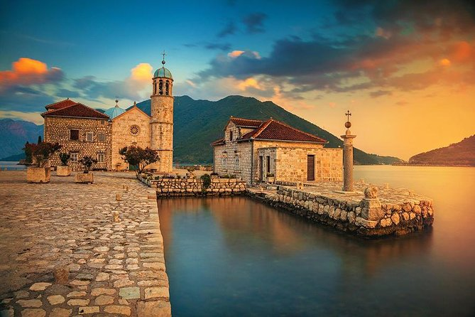 Jewels of Montenegro - Day Tour from Kotor to Our Lady of Rocks, Perast, Budva