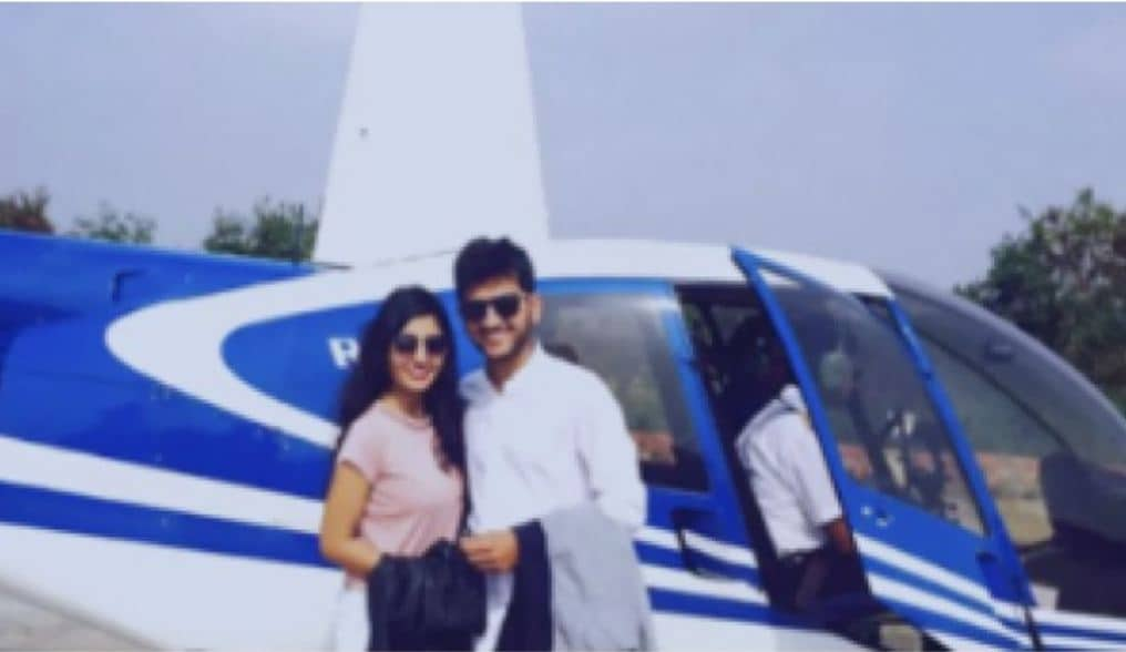 Helicopter Joyride in Pune