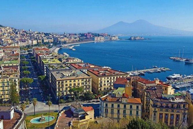 Panoramic city tour of Naples - Open bus