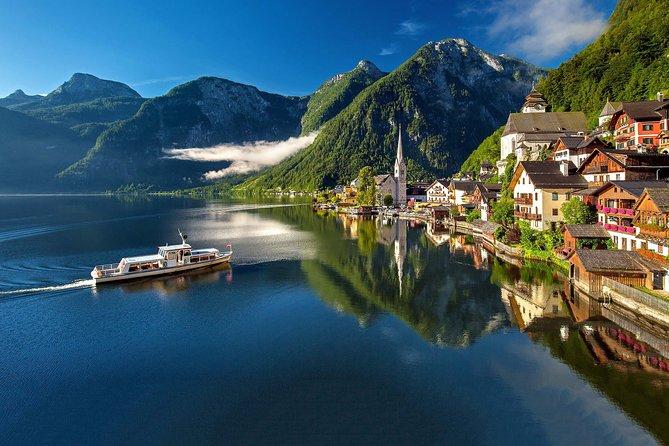 Hallstatt and Saint Wolfgang Full Day Private Tour from Salzburg