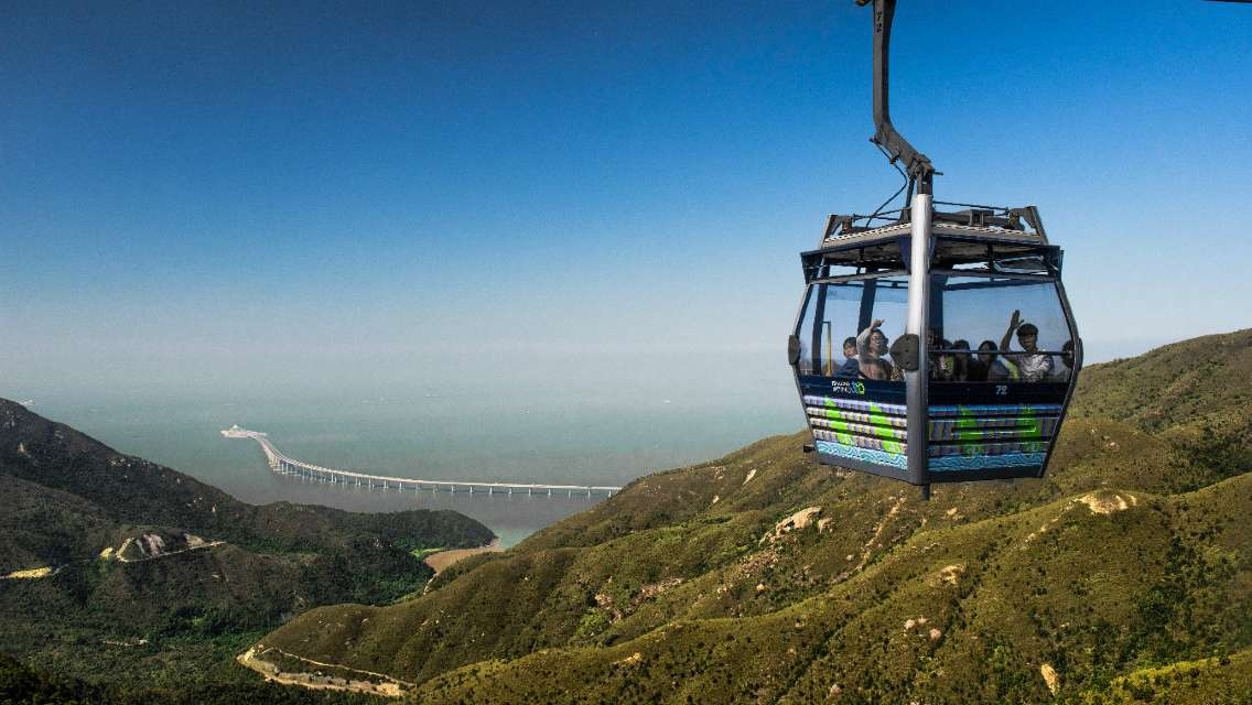 香港昂坪360纜車單程/來回門票(港人套票輸入優惠代碼即減HK$15|可選美食/小食套餐)