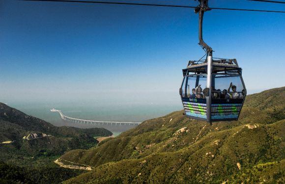 香港昂坪360纜車單程/來回門票 (輸入限時優惠代碼即減 HK$10)