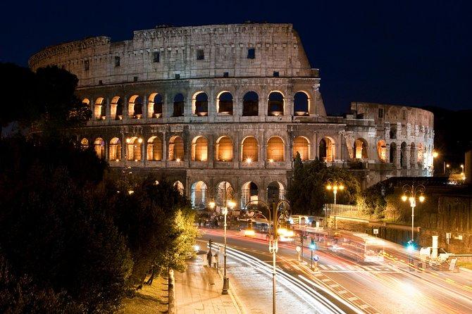 Colosseum Under the Moonlight