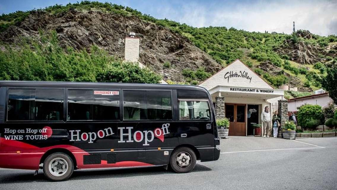 Hop on Hop off Wine Tours Queenstown