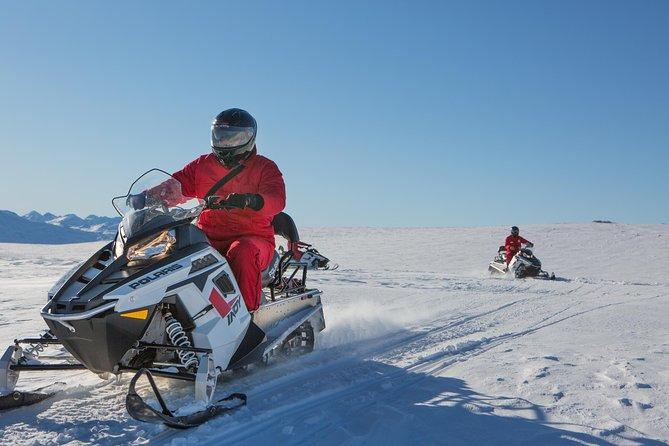 Queenstown Heli-Snowmobiling Adventure