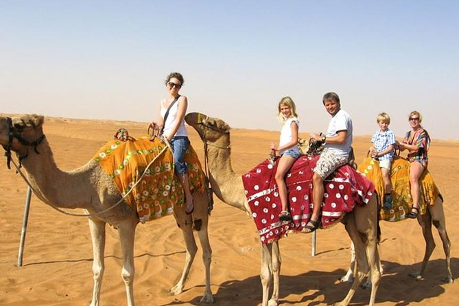 Jaisalmer Full-Day Sightseeing Tour with Guide & Transports