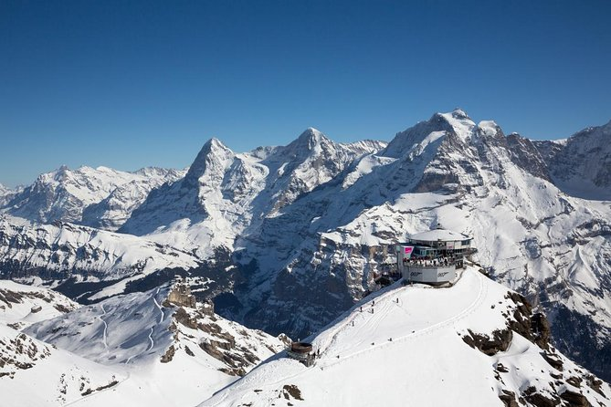Interlaken & Schilthorn Cable car from Lausanne