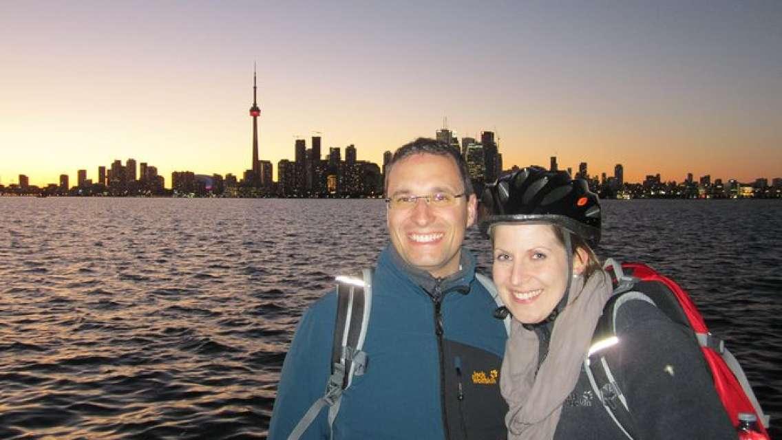 Toronto Islands Evening Bike Tour