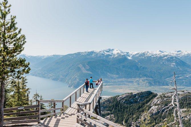 Whistler and Sea to Sky Gondola Tour